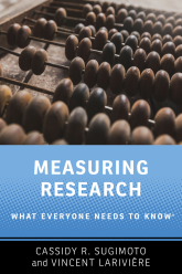 Measuring ResearchWhat Everyone Needs to Know®