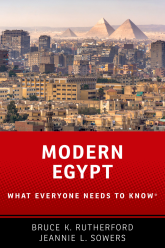 Modern EgyptWhat Everyone Needs to Know®