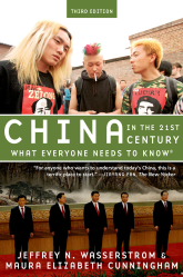 China in the 21st CenturyWhat Everyone Needs to Know®