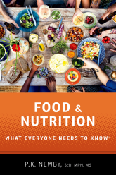 Food and NutritionWhat Everyone Needs to Know®