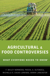 Agricultural and Food ControversiesWhat Everyone Needs to Know®