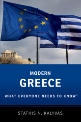 Modern GreeceWhat Everyone Needs to Know®