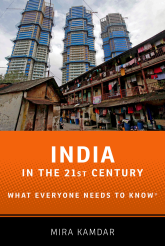 India in the 21st CenturyWhat Everyone Needs to Know®