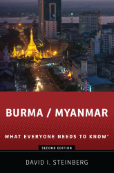 Burma/MyanmarWhat Everyone Needs to Know®